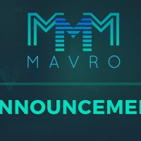 Mavro Coin news