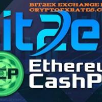 Bit2Ex Exchange Live open for registration