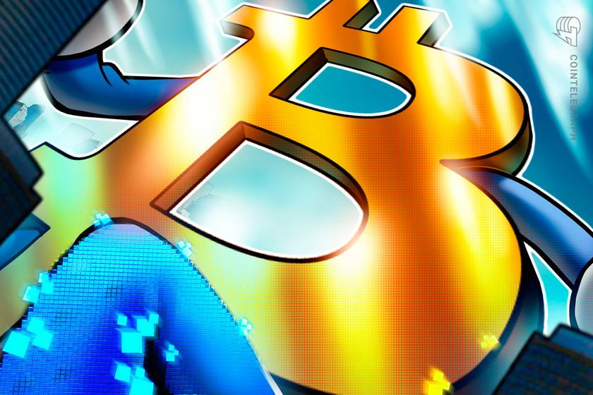 goccia bitcoin