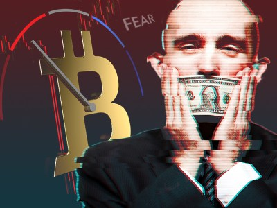 BIC baimės godumo indeksas BTC