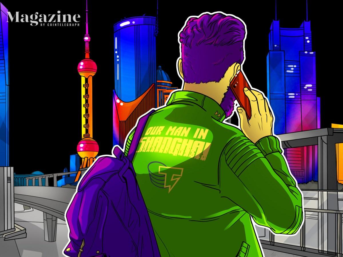 MAG مرد ما در شانگهای 1 hULeZD