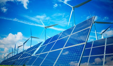 How do blockchains promote clean energy?