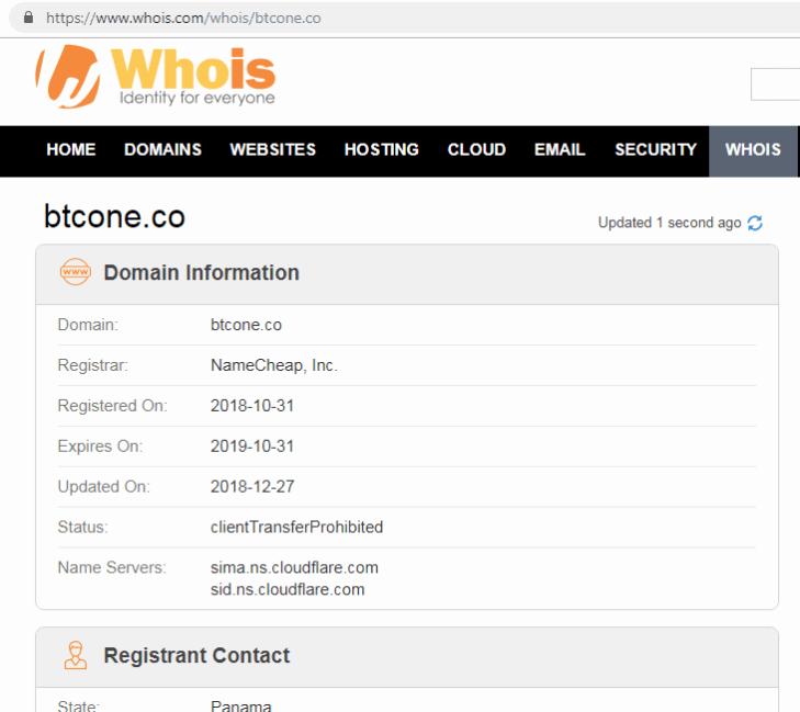 Btcone.co review