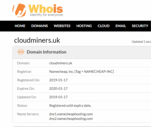 cloudminers.uk