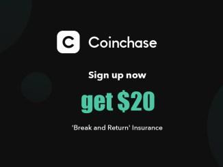 Register Coinchase Get $20 Bonus Free