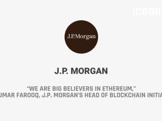 JP Morgan Believes In Ethereum
