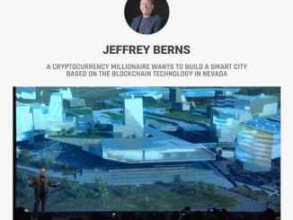 A Cryptocurrency Millionaire Wants To Build A Utopia In Nevada