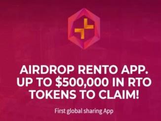 Rento Crypto Bounty Tutorial - Earn RTO Tokens - Worth $10