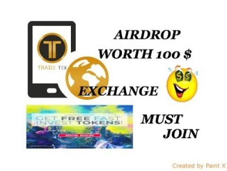 Tradetex Exchange Airdrop Tutorial - Earn 140 TDX Tokens - Worth $140