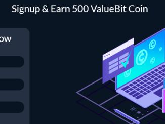 ValueBit Exchange Airdrop Tutorial - Guide To Earn 500 ValueBit Coins