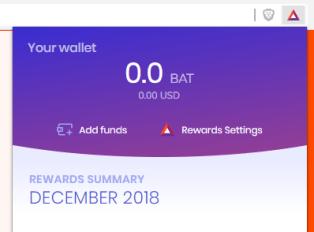 Brave Crypto Rewards Tutorial - Earn 30 BAT Tokens Free - Trading On Binance Exchange