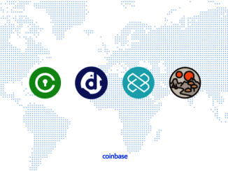 Civic, District0x, Loom Network And Decentraland Are Launching On Coinbase Pro