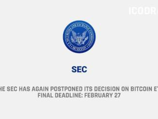 The SEC Has Again Postponed Its Decision On VanEck / SolidX Bitcoin ETF