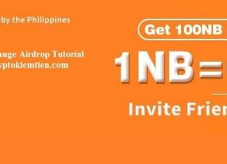 NiuEx Exchange Airdrop Tutorial - Earn 100 NB Tokens Free