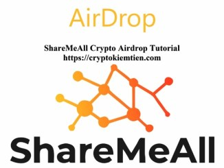 ShareMeAll Crypto Airdrop Tutorial - Earn 10 ESWITCH Tokens Free - Worth $8