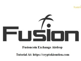 Fusioncoin Exchange Airdrop Tutorial - Earn XFC Coin Free