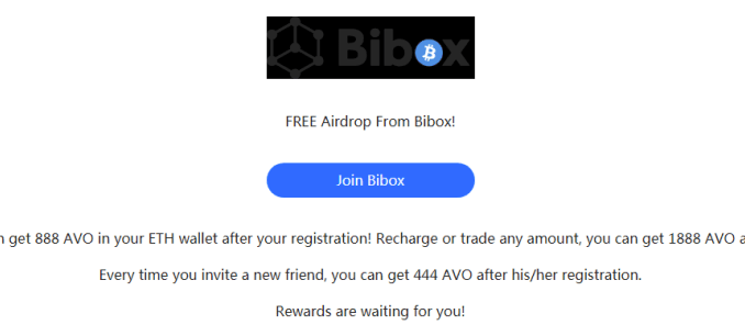 AVO Crypto Airdrop Tutorial - Earn 888 AVO Tokens Free From Bibox Exchange