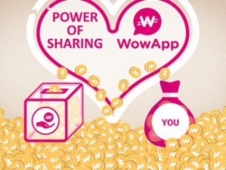 WowApp for earnings. For Get More $$$/Tokens/Coins Free, Click Here: https://cryptokiemtien.com/airdrop-bounty/ - Good luck - Sharer