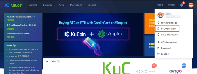 Kucoin Cryptocurrency Exchange Review