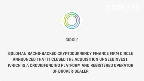 Circle Closes Acquisition Of SeedInvest - Another Step Towards The Democratization Of Finance