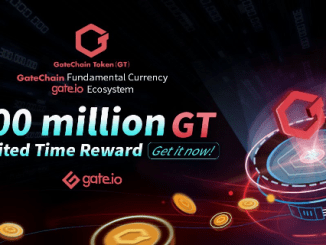 Rewards Registration Of Gate.io Exchange - Earn 35 GT (Gatechain Token) - Worth About The $35