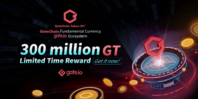 Rewards Registration Of Gate.io Exchange - Earn 35 GT (Gatechain Token) - Worth About The $35