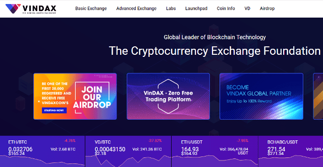 VinDAX Exchange Airdrop Tutorial - Earn 50 VD Coins - Worth The $50