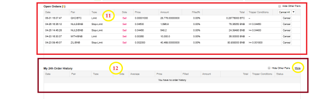 How To Trade On Binance Exchange