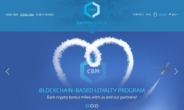 CryptoBonusMiles Airdrop CBM Token - Earn 100 CBM Tokens