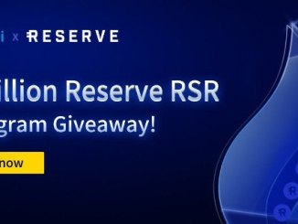 Huobi Exchange Airdrop Reserve Protocol - Earn Free 400 RSR - RSR Will Be IEO On Huobi Exchange