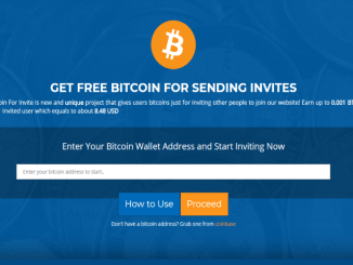 Bitcoin Invites - Earn up to 0.0025 BTC for 1 invited
