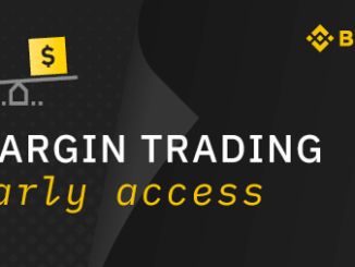 Binance Margin Trading Update - Register Early Access To Margin Trading