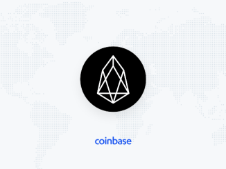 EOS Has Been Listed On Coinbase