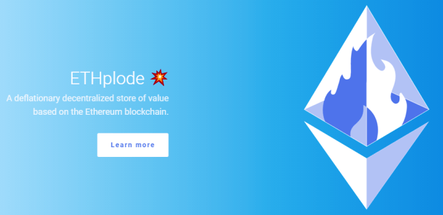 ETHplode Airdrop ETHPLO Token - Earn Free 150 ETHPLO Tokens