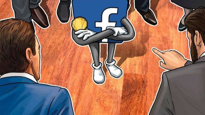 The US Banking Committee Will Hear Testimony On Facebook's Libra Cryptocurrency Project On July 16