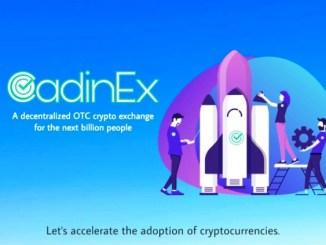 CadinEx Airdrop CDN Token - Earn Free 1,500 CDN Tokens ($97)