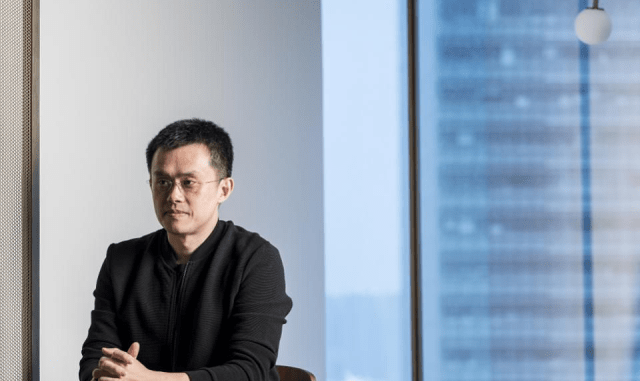 Binance CEO (ChangPeng Zhao) Said: Retail Investors Still Accounts For About 60% of Trading Volume On Binance