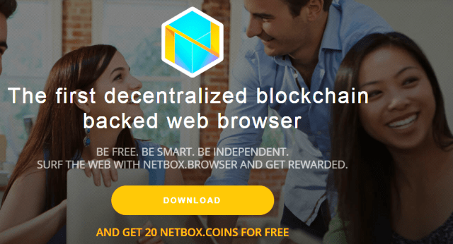 Netbox Browser Airdrop NBX Coin ($12) - Earn Free $12 Worth Of 30