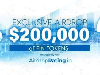 Finple Airdrop FIN Token - Earn $8 Of FIN Tokens Free