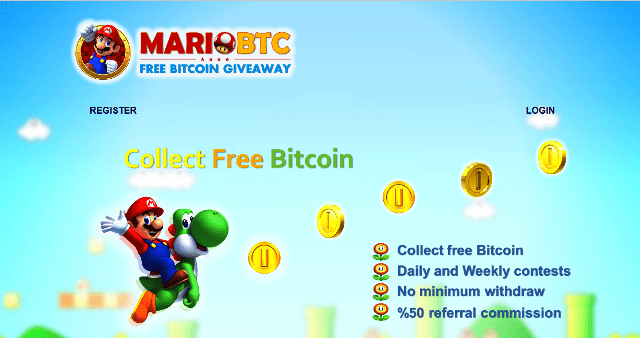 Earn Bitcoin Free With Mariobtc - Earn Bitcoin (BTC) By View Ads