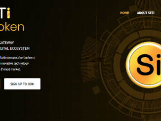 SETi Airdrop SETI Token - Earn 15 SETI Tokens Free ~ $12.5