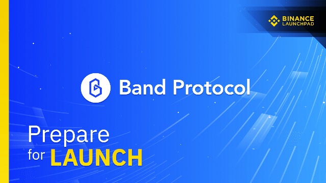 Band Protocol Token Sale Details On Binance Launchpad - How To Join And Buy Band Protocol (BAND) Token?