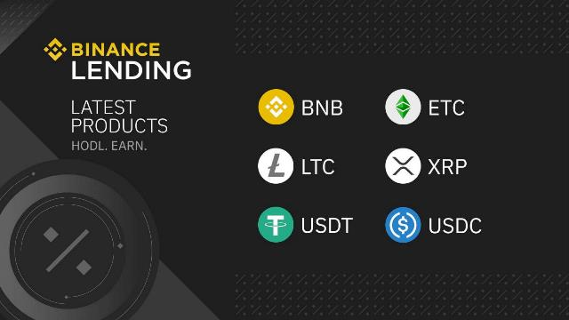 Binance Will Launch Lending Products Third Phase - Interest Rates Up To 10% - How To Join?