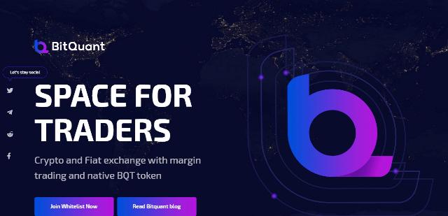 Bitquant Exchange Airdrop BQT Token - Earn 400 BQT Tokens Free - Worth The $8.3