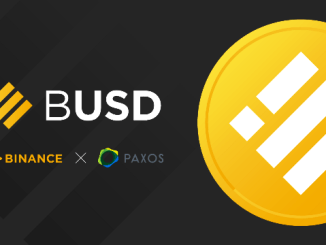 Binance Partners With Paxos To Launch USD-Backed Stablecoin 'BUSD'