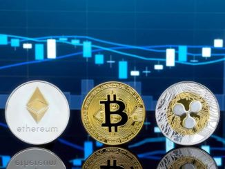 Ethereum And XRP Rise To 1-Month Highs While Bitcoin Falls