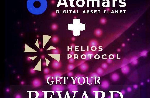 Atomars Airdrop HLS Token - Get 155 HLS Tokens Free
