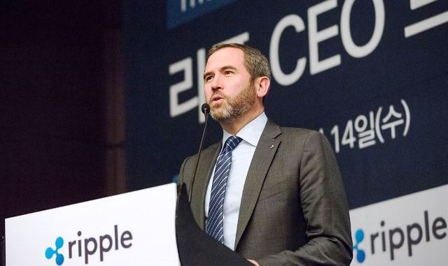 No XRP Price Manipulation Possible - Ripple's CEO, Brad Garlinghouse Said