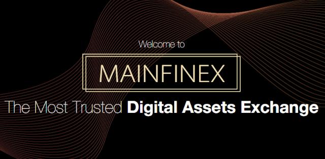 Mainfinex Exchange Airdrop XVX Token - Earn 80 XVX Tokens Free - Worth The $4