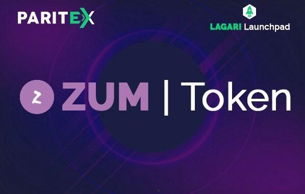 Paritex Exchange Airdrop ZUM Token - Receive 5,000 ZUM Tokens Free